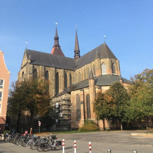 聖マリエン教会, St. Marienkirche, Rostock, ロストック