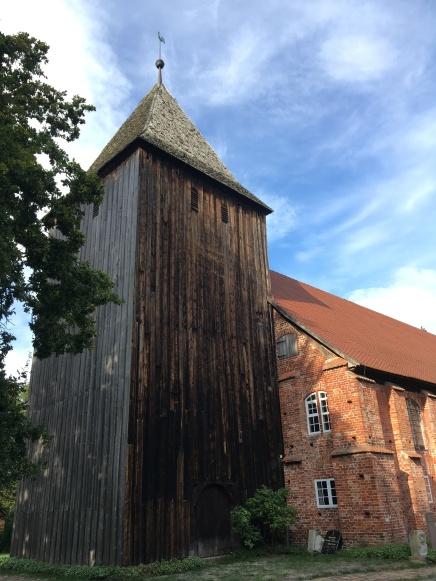 Prerow, Germany, Seemannskirche, ドイツ, 北ドイツ, ドイツ北東地方, バルト海, 教会