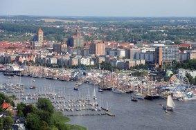 (C) Archiv Hanse Sail Rostock