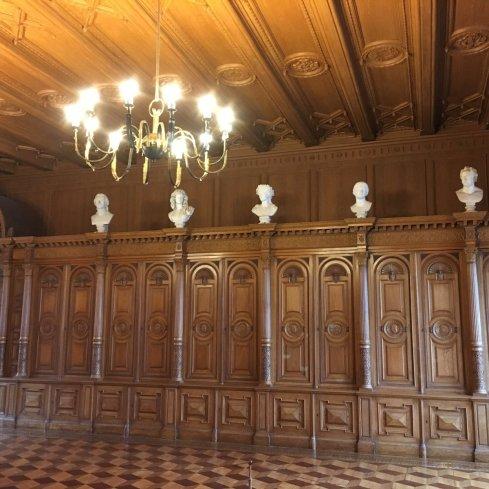 4階・大公の図書室