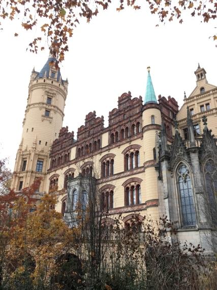 16世紀と19世紀の融合建築